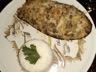 Aubergines farcies viande hachée/légumes