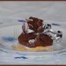 Aumônières chocolatées crème au citron