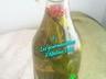 Basilic à l'huile d'olive et au gros sel
