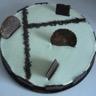 Bavarois menthe-chocolat original