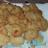 Beignets de crevettes sans gluten et sans lactose