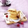 Biscuits sablés fourrés caramel au beurre salé