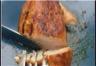 Blancs de poulet en sucré salé marinés et grillés