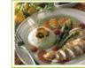 Blancs de poulet grillés sauce framboise