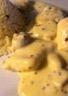 Blancs de poulet sauce au deux moutardes