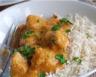 Blancs de poulet sauce curry de Brigitte