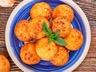 Blinis de patate douce