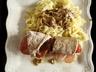 Bocconcini : roulés de veau au jambon de Parme et au gorgonzola