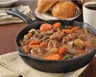 Boeuf aux carottes et champignons