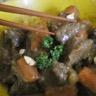 Boeuf bourguignon aux saveurs asiatiques