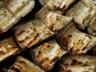 Bouchées de courgettes chèvre-miel