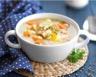 Bouillon de chou pommes de terre carottes fait maison