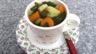 Bouillon de légumes d'automne