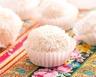 Boules au chocolat blanc et noix de coco