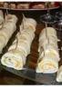 Boules de fromage de chêvre frais