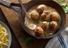 Boulettes de boeuf à la moutarde au Cookeo