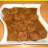 Boulettes de boeuf aux oignons et coca
