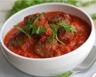 Boulettes de boeuf haché à la sauce tomate