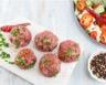 Boulettes de boeuf sauce paprika et ses pâtes