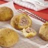 Boulettes de pommes de terre farcies à la viande