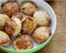 Boulettes de poulet et légumes fait maison