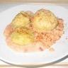 Boulettes de riz et sauce thon'mate