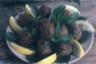 Boulettes de viande à la menthe et tsatsiki