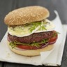 Bresse-burger : le burger au Bresse Bleu