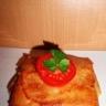 Brick au thon et à la sauce tomate