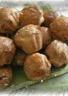 Brioches noix de coco et pépites de chocolat
