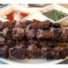Brochettes de marinade d'agneau à l'orientale