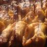 Brochettes de poulet au beurre de cacahuètes