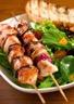Brochettes de poulet au ras-el-hanout