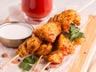 Brochettes de poulet Curry Coco