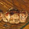 Brochettes de poulet mariné aux épices et au citron vert