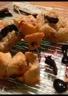 Brochettes de volaille au curry