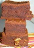 Brownie au chocolat de Cyril Lignac