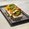 Bruscheta de légumes grillés maison