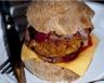 Burger au poulet façon KFC