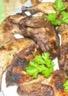 Cailles grillées au barbecue