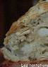 Cake au bleu poire et noix
