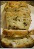 Cake au chèvre à la menthe et aux raisins secs