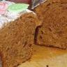 Cake au chocolat-rhum et raisins secs