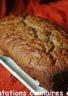 Cake au miel et chocolat de lavande aux amandes et épices