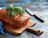 Cake au poulet-poivron aromatisé aux herbes de provence