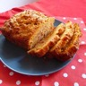 Cake aux tomates sechées et lardons