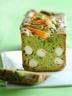 Cake basilic et surimi