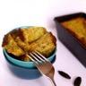 Cake fondant envoûtant au goût d'épices et fruits oléagineux