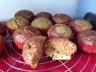 Cake marbré pesto-tomates confites