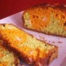 Cake marbré tomate pesto